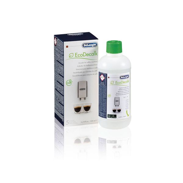 DeLonghi EcoDecalk machine descaler liquid