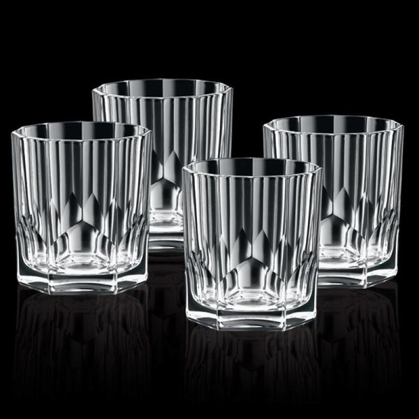 Nachtmann Set of 4 Whisky tumbler Aspen
