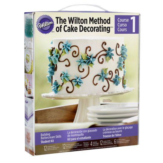 Wilton Cake Decorating Course  Reviews