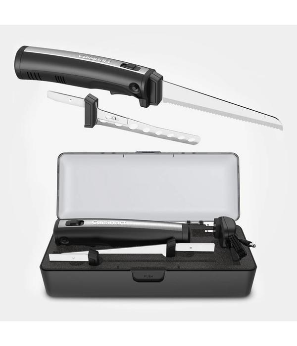 couteau lectrique sans fil powercut cuisinart couteaux. Black Bedroom Furniture Sets. Home Design Ideas