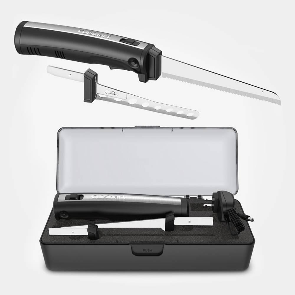 Cuisinart Powercut Cordless Electric Knife Ares Cuisine