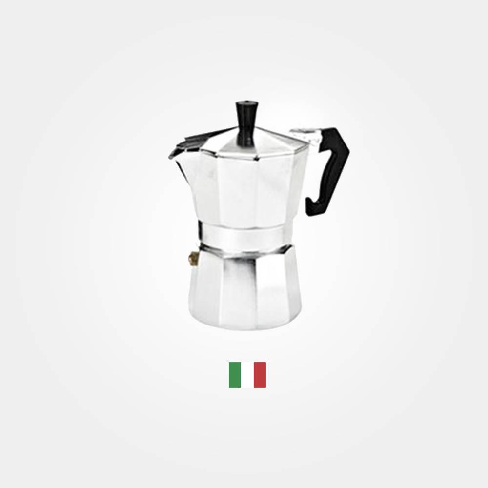 cafeti re italienne espresso 6 tasses ares cuisine. Black Bedroom Furniture Sets. Home Design Ideas
