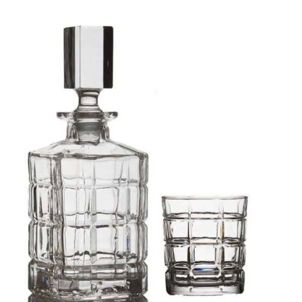 Williams 5-piece Whiskey Set by Brilliant