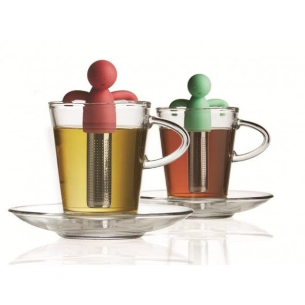 Ensemble à thé pour 2 de Brilliant Tandem