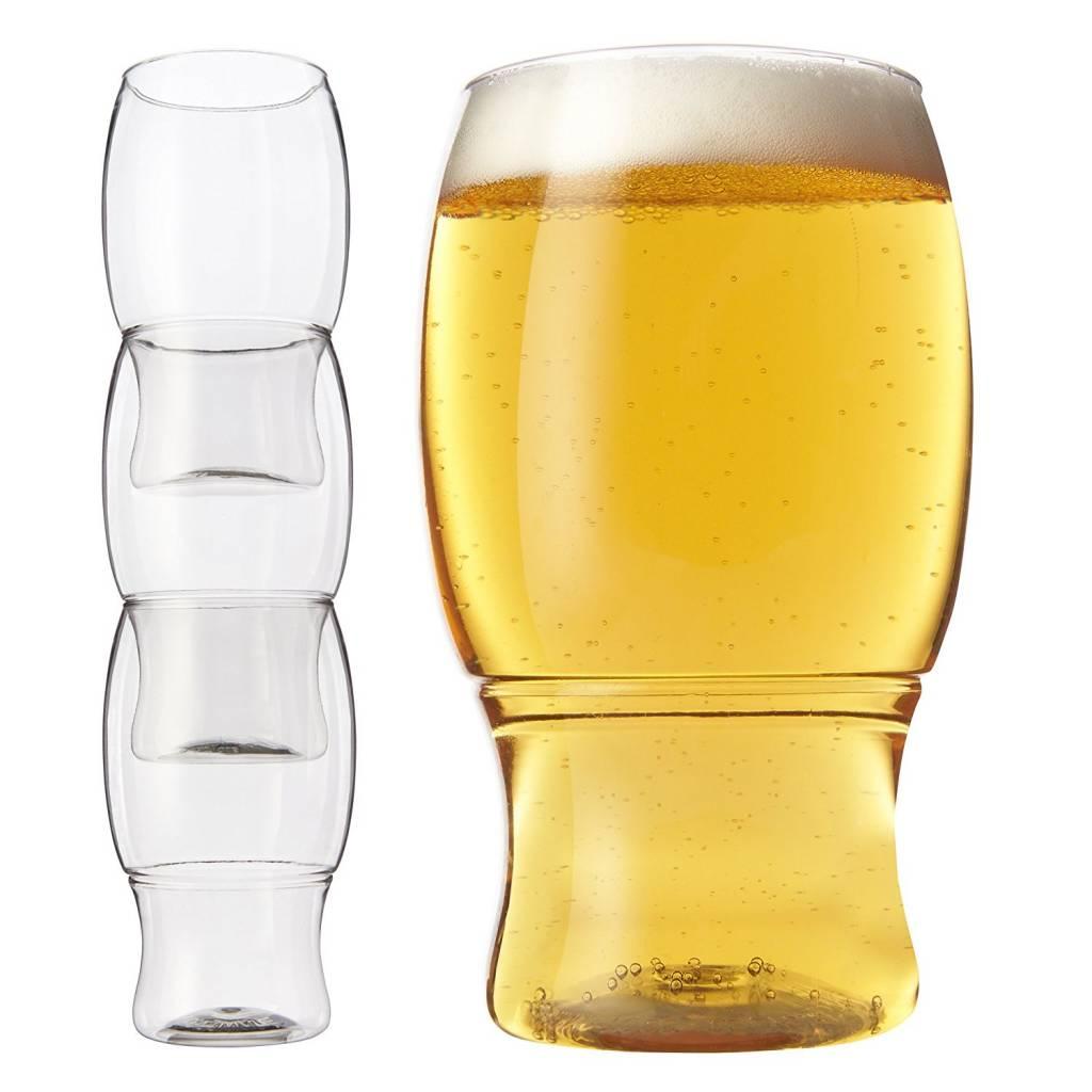 Ensemble de verres cologiques de tossware f tes for Ares accessoire de cuisine