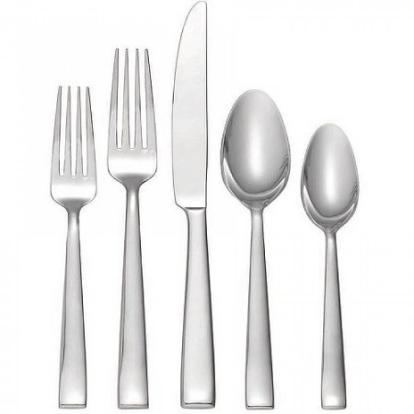 "20-pc ""Nice"" Flatware Set by Mann"