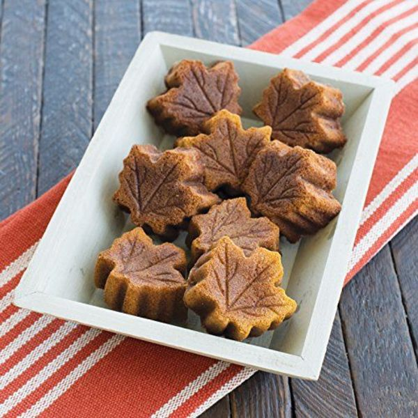 Nordicware Feuille d'érable Moule à muffins