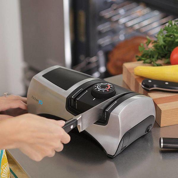 Affûteur électrique de Kitchen IQ