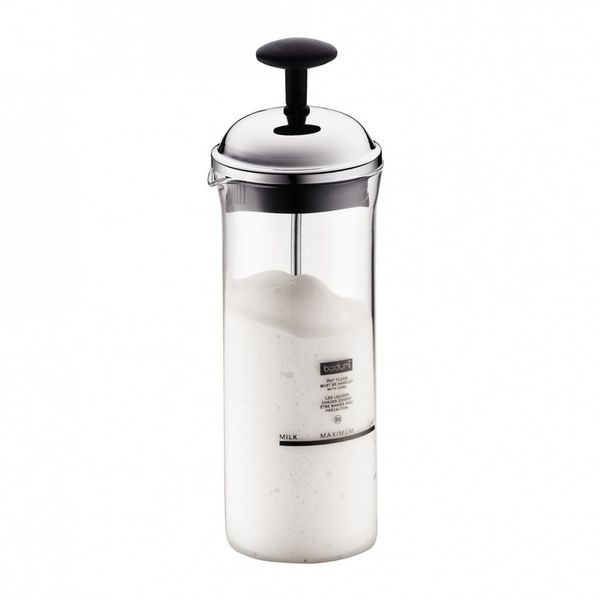 CHAMBORD MILK FROTHER 5 OZ BY BODUM