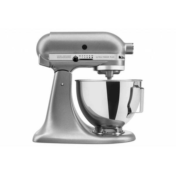 KitchenAid® Silver Ultra Power Plus 4.5 Qt Tilt-Head Stand Mixer