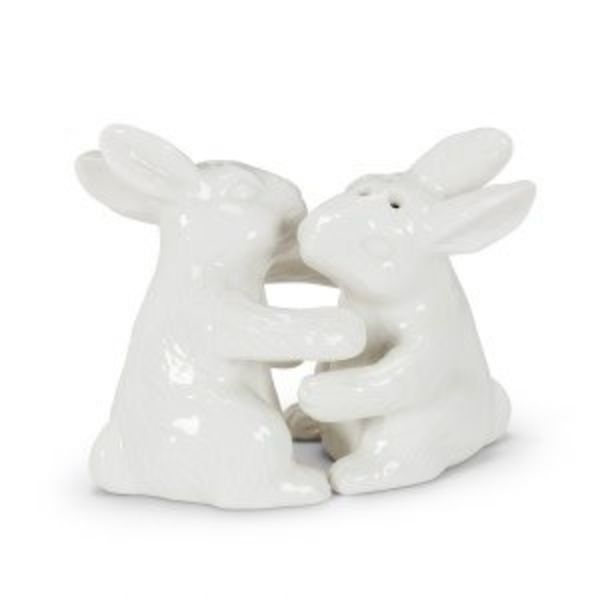 Bunny Salt and Pepper Shakers by Abbott