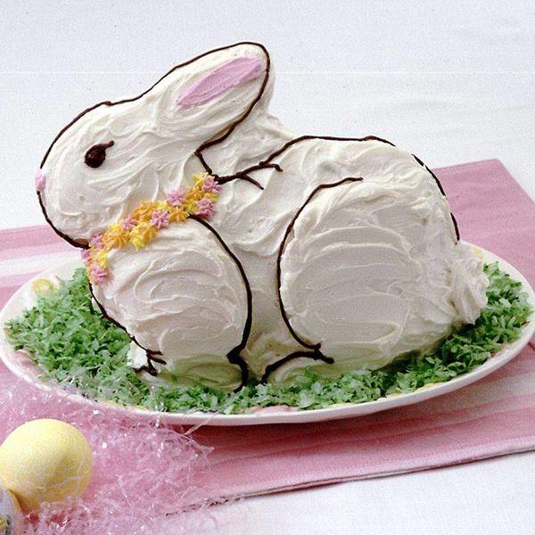 Nordic Ware 3D Bunny Cake Pan
