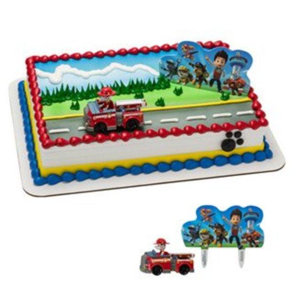 Paw Patrol Cake Decorations