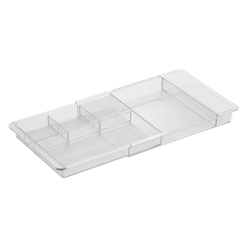 Organisateur tiroir extensible clarity de interdesign for Organisateur tiroir