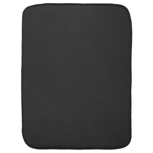 InterDesign Idry Mat X-Large Black/White