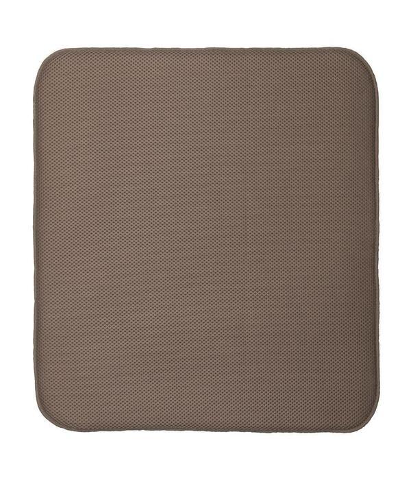 tapis de s chage idry mocha ivoire grand format de interdesign ares cuisine. Black Bedroom Furniture Sets. Home Design Ideas