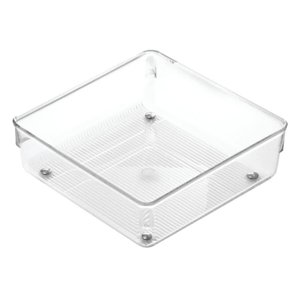 Organisateur tiroir linus 6 carr de interdesign ares for Organisateur tiroir