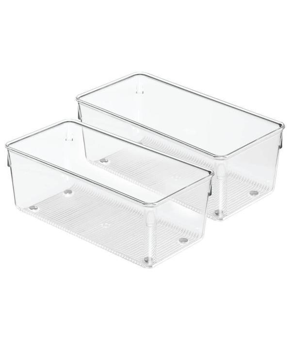 Organisateur grand tiroir linus 8 long de interdesign for Organisateur de tiroir cuisine