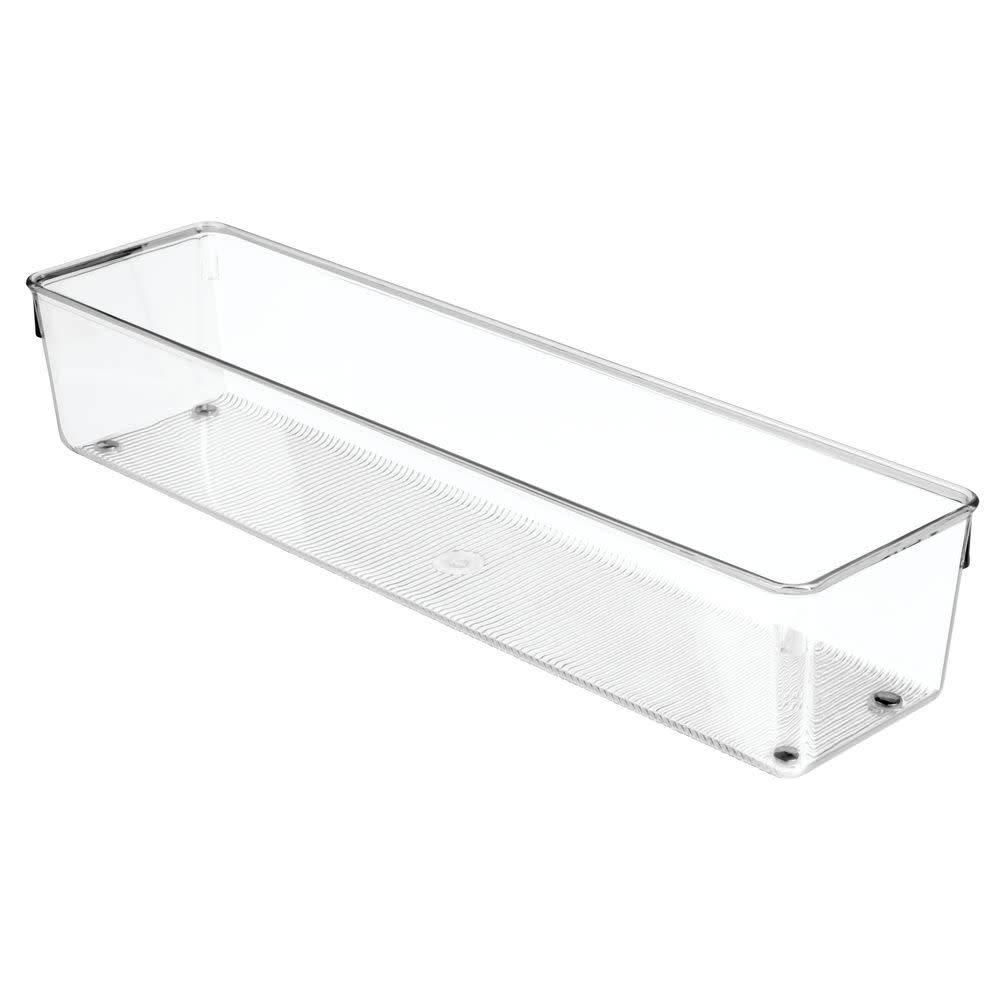 organisateur grand tiroir linus 16 long de interdesign ares cuisine. Black Bedroom Furniture Sets. Home Design Ideas