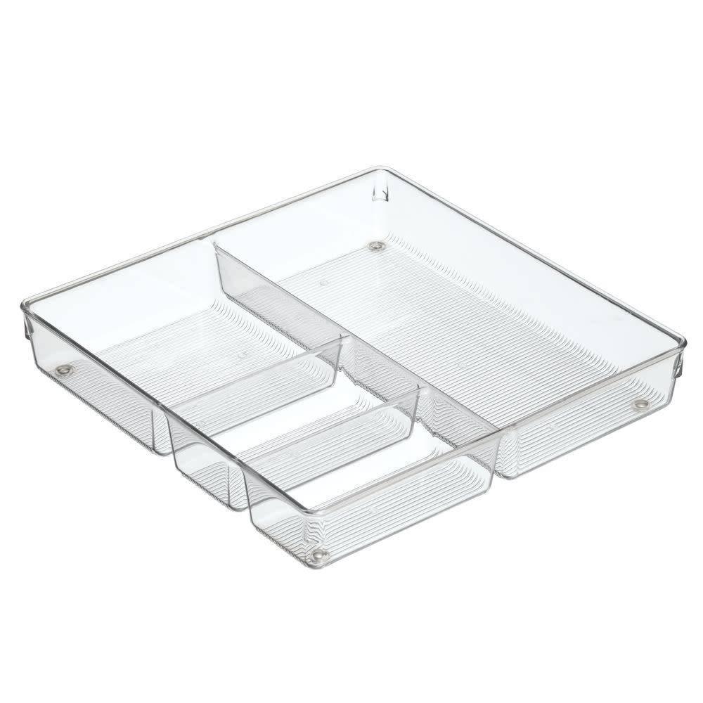 interdesign organisateur tiroir linus 4 compartiments. Black Bedroom Furniture Sets. Home Design Ideas