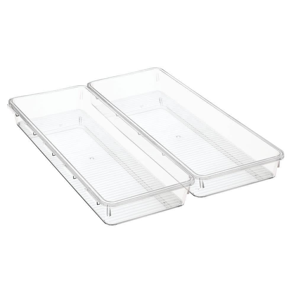 Organisateur tiroir linus x 15 x 2 de interdesign for Organisateur tiroir