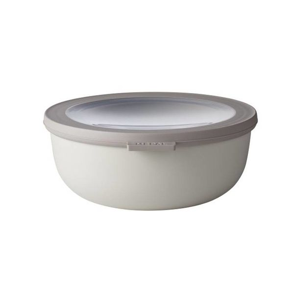 Bol multi-fonction Cirqula 1.25 L - Nordic White de Rosti Mepal