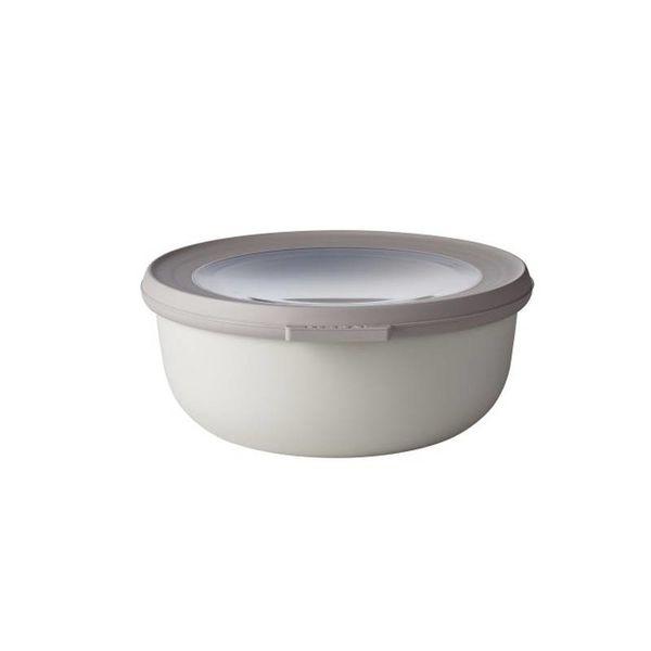 Bol multi-fonction Cirqula 750ml - Nordic White de Rosti Mepal