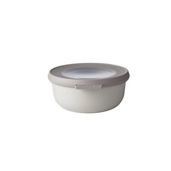 Rosti Mepal Cirqula Multi Bowl & Lid 350ml Nordic  White