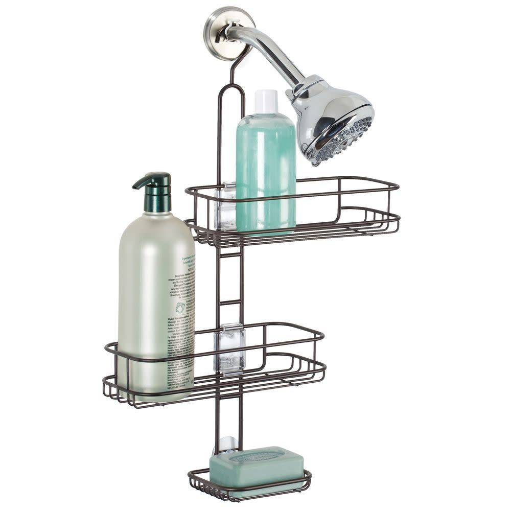 Support savon de douche linea de interdesign ares cuisine for Support a savon