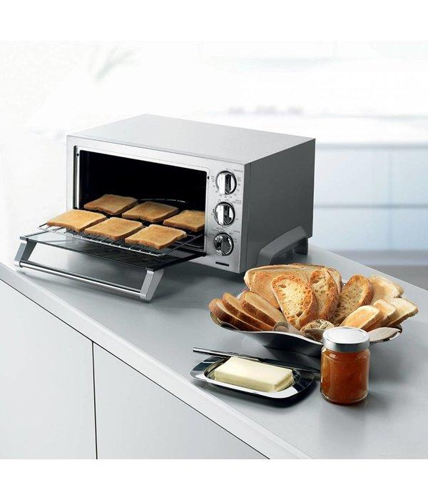Four grille pain convection par delonghi accessoires for Ares accessoires de cuisine