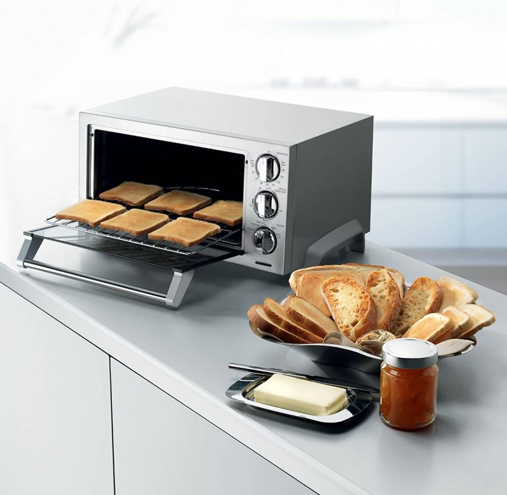 Four grille pain convection par delonghi accessoires for Ares accessoire de cuisine