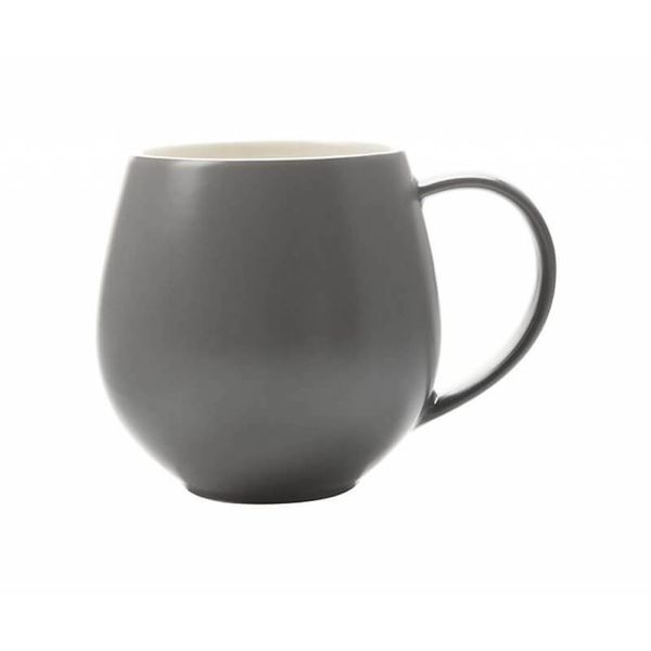 "Maxwell & Williams ""Tint Snug"" Mug Dark Grey"