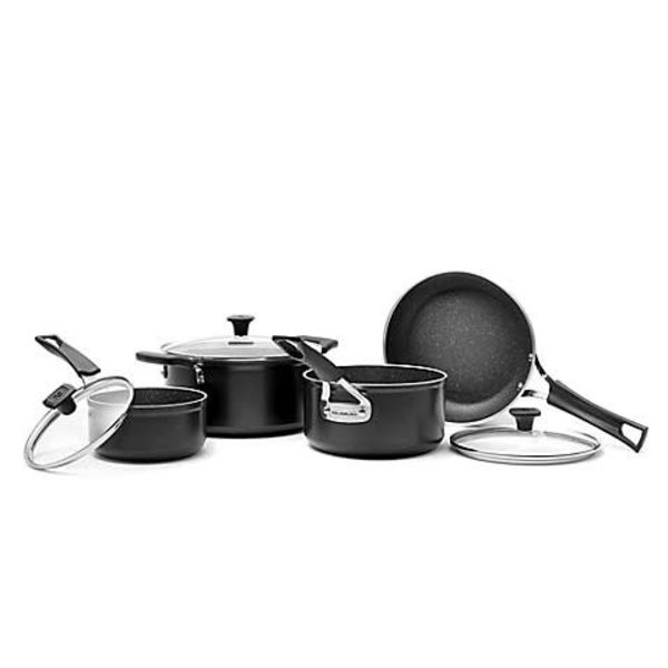 "Ricardo ""The Rock"" 7pc Cookware Set"
