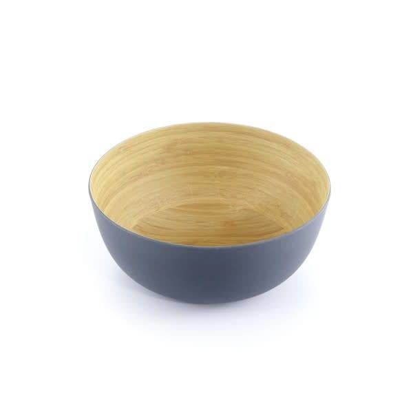 ICM Bamboo Bowl  Grey