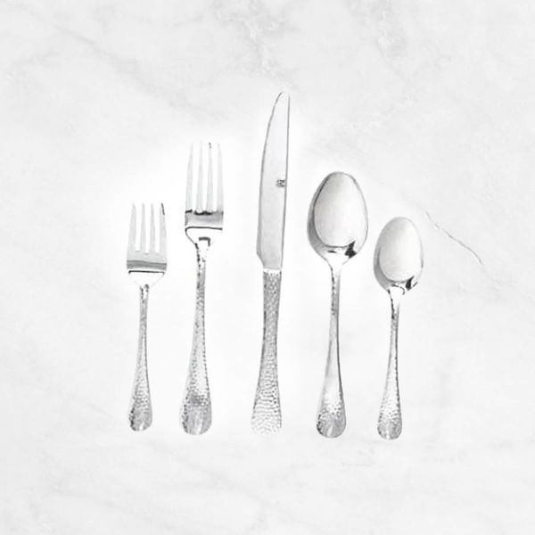 20pc Flatware Set 18/8 Stainless Steel by Mann