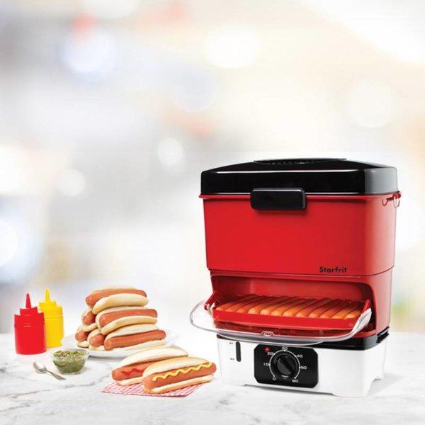 Cuiseur à vapeur et Hot Dogs de Starfrit