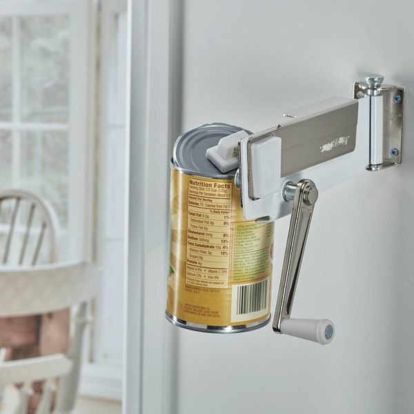Swing-A-Way Magnetic Wall Can Opener