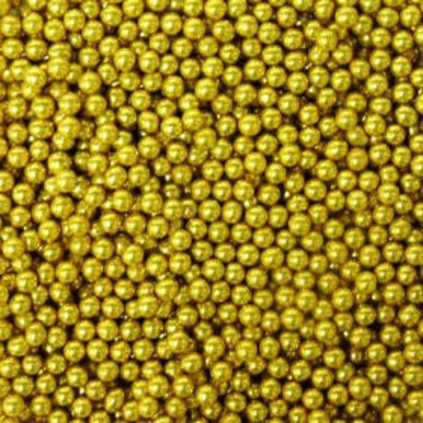 Pépites Perles Or par Wilton