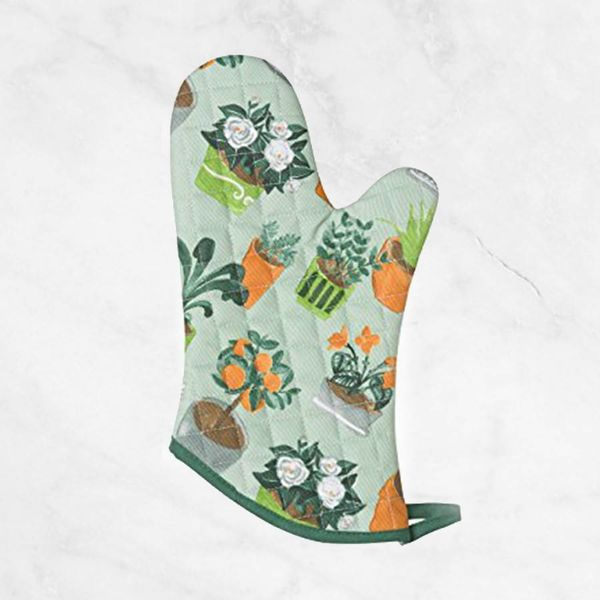 "Now Designs ""Potted Plants"" 13"" Mitt"