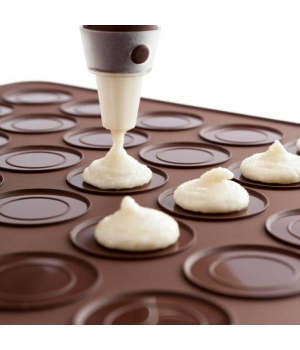 L ku tapis macarons en silicone accessoires de for Ares accessoire de cuisine