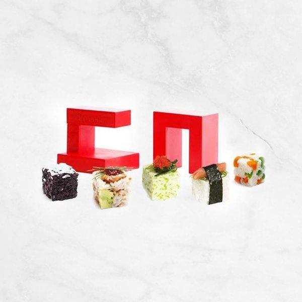 Moule à riz cubique par Now Designs