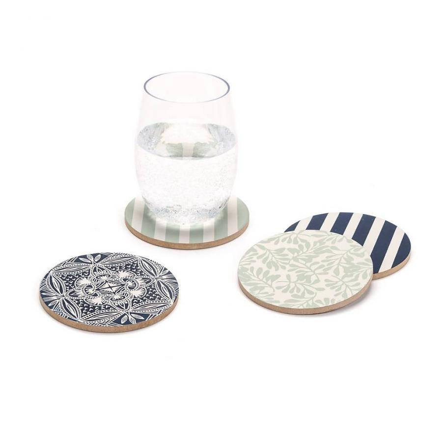 Sous verres aux motifs vari s par ricardo accessoires de for Ares accessoire de cuisine