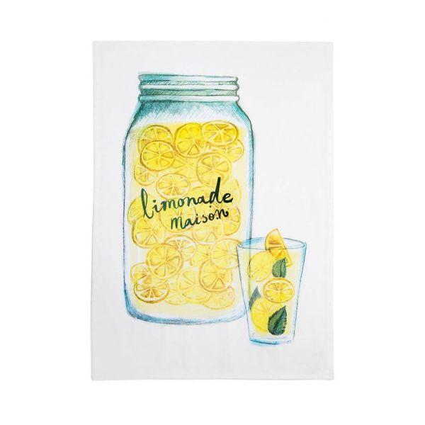 Linge à vaisselle « Limonade » par Ricardo