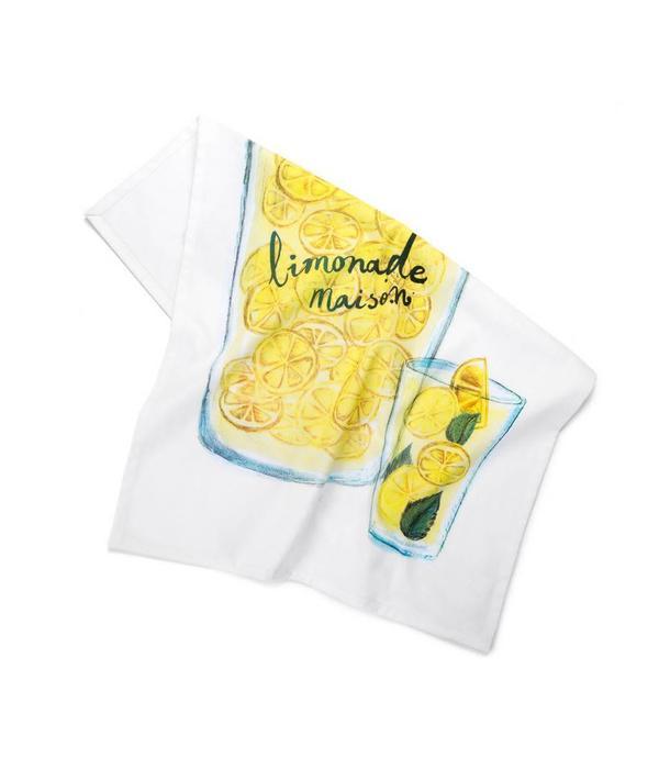 Linge vaisselle limonade par ricardo accessoires for Ares accessoires de cuisine