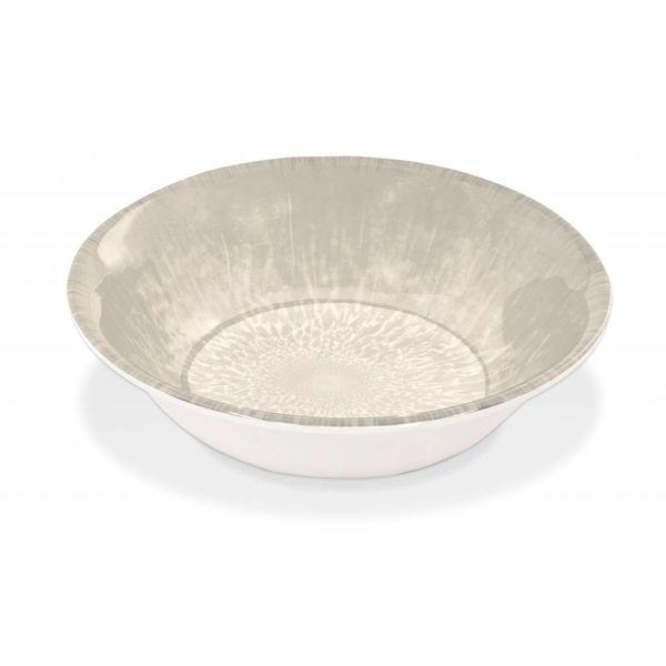 "19 cm ""Splash"" Grey Bowl"