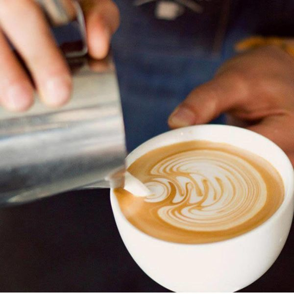 Café Culture Latté Milk Pitcher, 16oz / 475ml