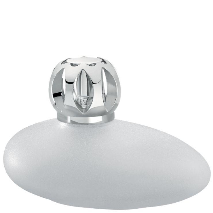 lampe galet blanc par lampe berger paris ambiance
