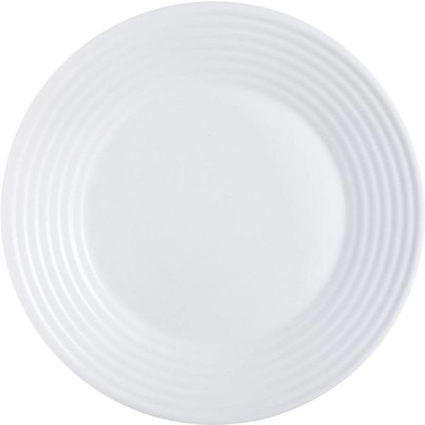 Harena assiette à diner blanc de Luminarc
