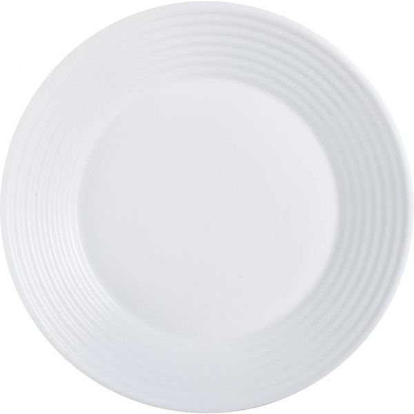 Luminarc Harena White Dessert Plate