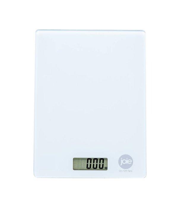 Joie Digital Kitchen Scale White